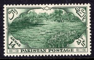 Pakistan 70 Unused Mint Hinged BIN