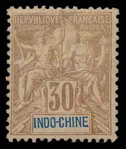 INDO- CHINA 15  Mint (ID # 87808)