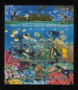 FISH - COCOS ISLANDS #344  MNH