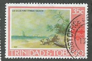 Trinidad & Tobago Scott 265  Used