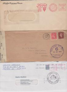 CANADA COVERS ODDITIES CENDERELLAS STAMPS LOT#C-192
