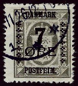 Denmark #186 Used F-VF. SCV$30..Grab a Deal!