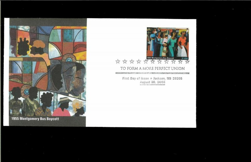 2005 FDC To Form a More Perfect Union Jackson MS