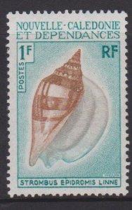 New Caledonia Sc#383 MNH
