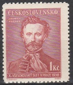 Czechoslovakia  #247 F-VF Unused  (S4315)
