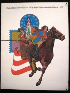US - 1975 MINT SET (ITEM NO 932) - CAT VAL $10.50