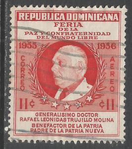 DOMINICAN REPUBLIC C94 VFU 452G-5