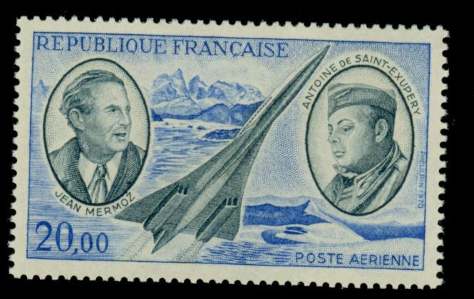 France #C43 MINT VF OG NH Cat$9