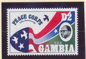 Gambia Stamp Scott #1346, Mint Never Hinged - Free U.S. Shipping, Free Worldw...