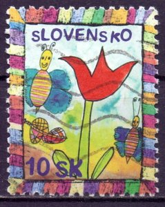 Slovakia. 2006. 537. Children's issue. USED.