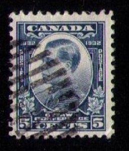 CANADA Sc 193 Used F-VF