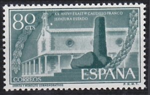 Spain 856 MNH (1956)