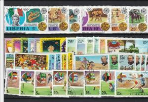 liberia stamps ref r9624