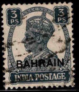 BAHRAIN Scott 20 Used British Postal Administration Overprint CV $9