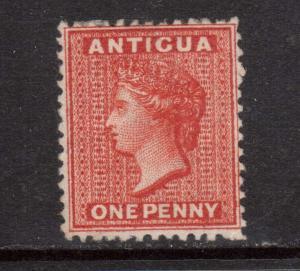 Antigua #6 Mint