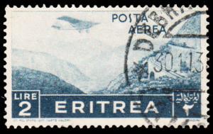 Eritrea Scott C13 Used.