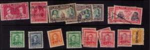 New Zealand Used Lot Sc 99 x3 With Others Many Duplicates 1901/1941 Approx.80 Ea
