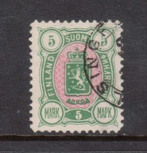 Finland #44 VF Used