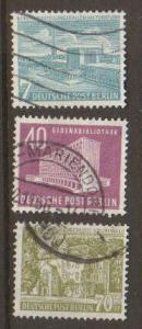Germany #9N108-10 Used