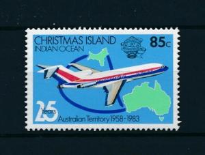 [98046] Christmas Island 1983 Aviation Aircraft From Set MNH