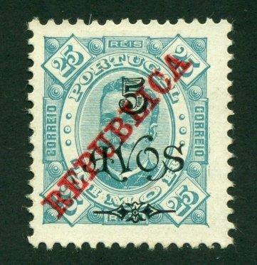 Timor 1913 #121 MNG SCV(2020)=$5.75