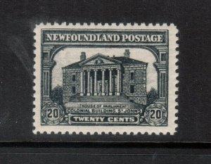 Newfoundland #171 Very Fine Never Hinged