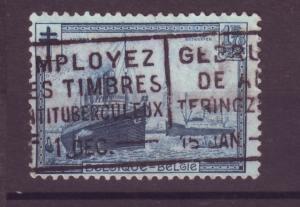 J21278 Jlstamps 1929 belgium part set used #b97 ship
