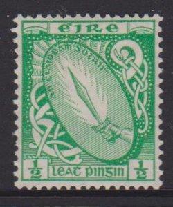 Ireland Sc#106 MH
