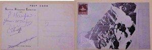 INDIA  AUTOGRAPHS SCOTLAND  HIMALAYAN EXPEDITION 1969 MALANA