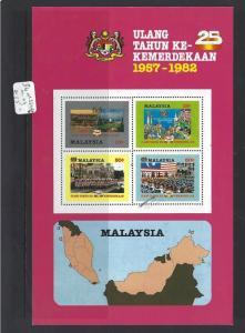 MALAYSIA     (P0801BB)  SG MS 246       MOG