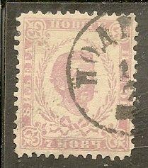 Montenegro   Scott 18   Prince   Used