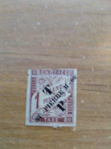 St Pierre & Miquelon Sc 57 C$190.00