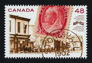 Canada 1956 MNH Stamp on Stamp, Queen Victoria, Horse
