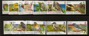 CAYMAN ISLANDS SG1108/19 2006 BIRDS MNH
