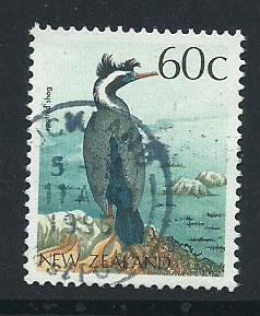 New Zealand SG 1465  VFU