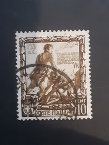 *Italy #400          Used
