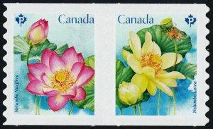 Canada 3089iii MNH Flowers, Lotus