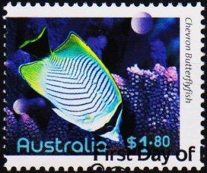 Australia. 2010 $1.80 Fine Used
