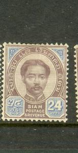 THAILAND (P1502B) KING 24A SC17  MOG