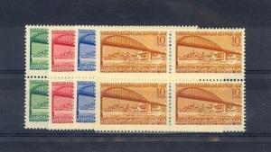 Yugoslavia Scott 239-242 NH
