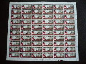 Malta - Full Sheet of 60 stamps
