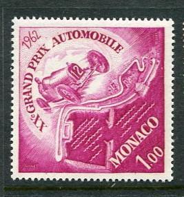 Monaco #479 MNH
