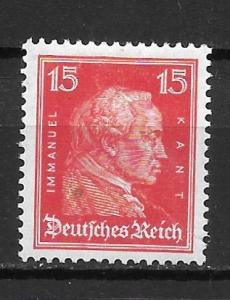 Germany 356 15f Men single Unused LH