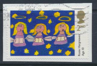 Great Britain SG 3550 Used    Childrens Christmas 2014  SC# 3246