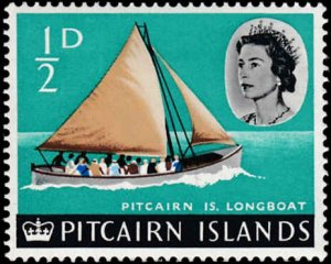 Pitcairn Islands Used # 39
