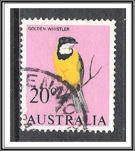 Australia #408 Golden Whistler Used