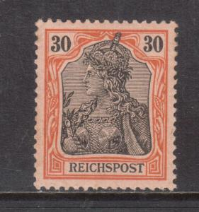 Germany #58 Very Fine+ Never Hinged