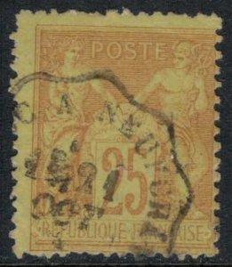 France #99  CV $5.00