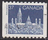 Canada 1194 Coil Stamp Definitives 1988
