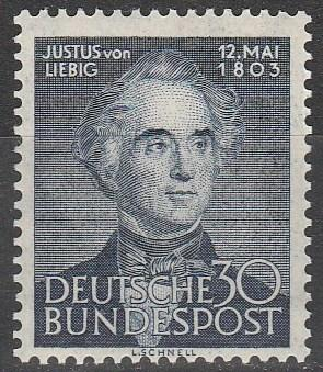 Germany #695 MNH  CV 40.00  (A12584)